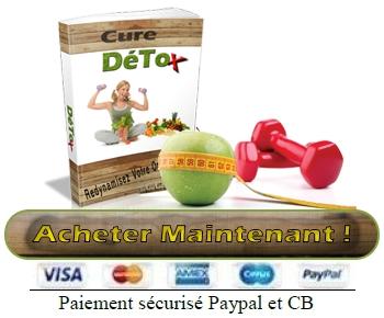 Cliquez ICI pour commander Cure Détox
