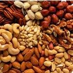 Les noix et graines du même type contiennent de bonnes matières grasses